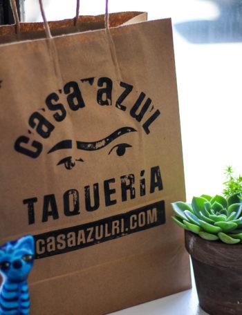 Casa Azul Taqueria Mexican Food Rhode Island